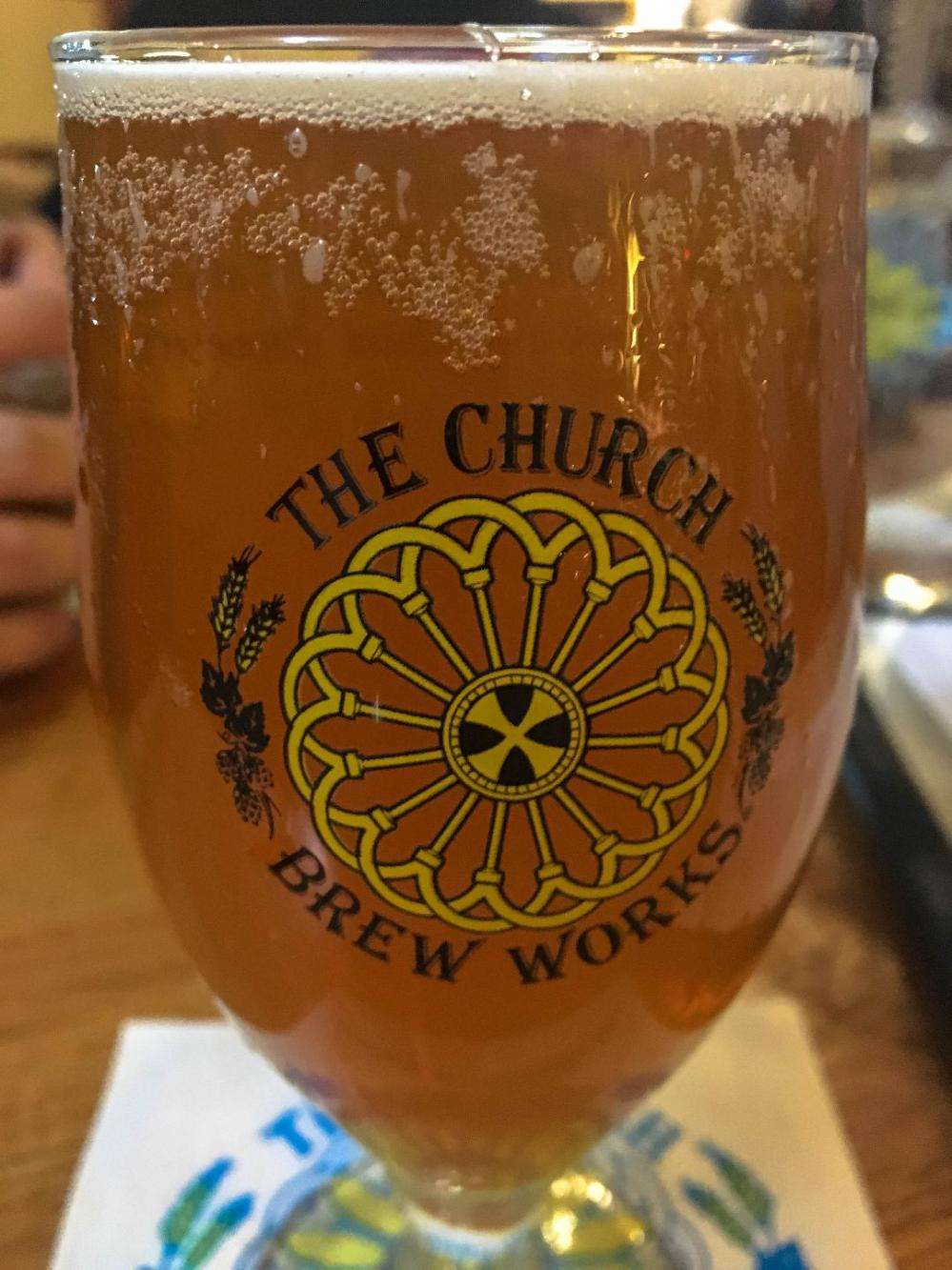 church beer