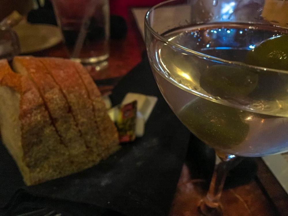 girasole martini
