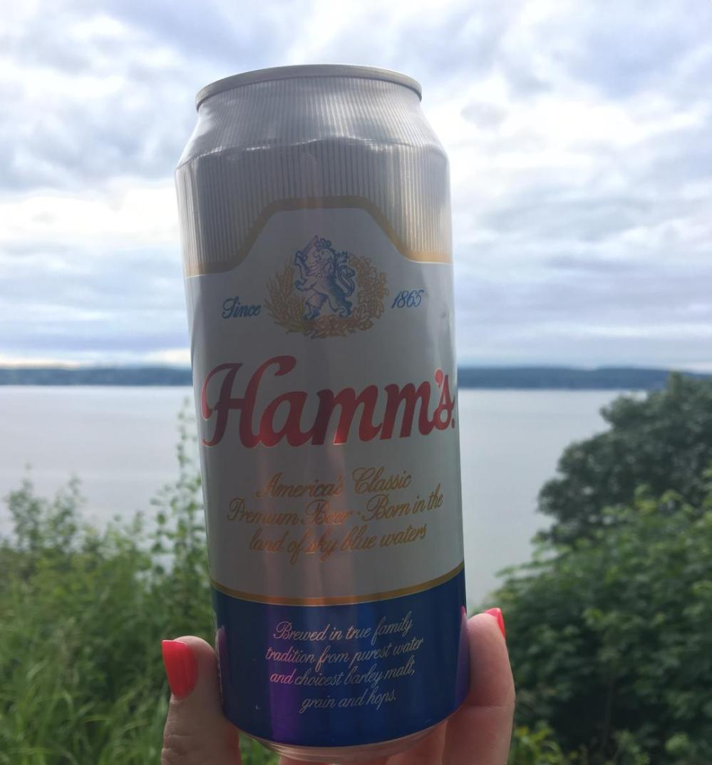 hamms on the water